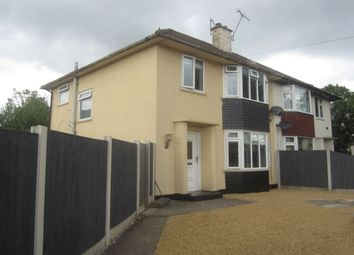 Thumbnail 3 bed semi-detached house for sale in Pyrus Avenue, Crewe