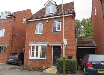 4 bed detached house for sale in Thornborough Way, Hamilton, Leicester LE5