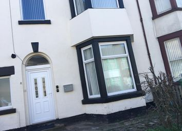 Thumbnail 6 bed flat to rent in Yew Tree Road, Walton, Liverpool
