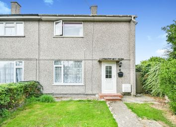 Thumbnail 2 bed end terrace house for sale in Carstairs Avenue, Swindon