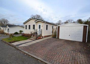Thumbnail 2 bed bungalow for sale in Burwash Park, Fontridge Lane, Etchingham, East Sussex