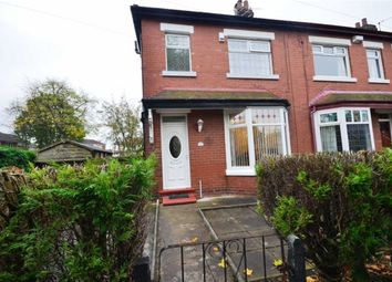 Thumbnail 3 bedroom semi-detached house to rent in Broadstone Hall Road South, Reddish, Stockport