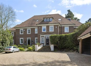 Thumbnail 4 bed end terrace house for sale in Old Avenue, Weybridge, Surrey