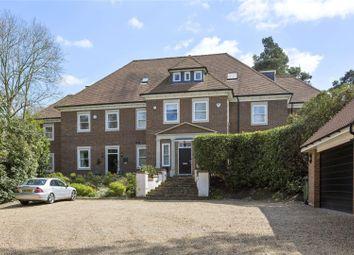 Thumbnail 4 bedroom end terrace house for sale in Old Avenue, Weybridge, Surrey