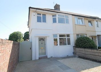 Thumbnail 3 bed end terrace house to rent in Old Marston Road, Marston, Oxford