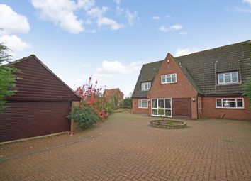 Thumbnail 4 bed detached house for sale in Watton Road, Swaffham