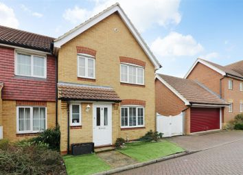 Thumbnail 3 bed property for sale in Pippin Close, Ash, Near Canterbury