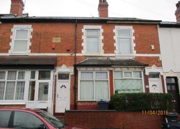 Thumbnail 3 bed terraced house to rent in Uplands Road, Handsworth