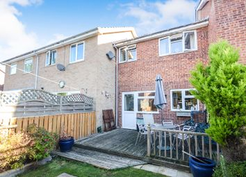 Thumbnail 2 bed terraced house for sale in Melcombe Avenue, Strensall, York