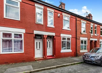 Thumbnail 4 bedroom terraced house to rent in Denham Street, Manchester