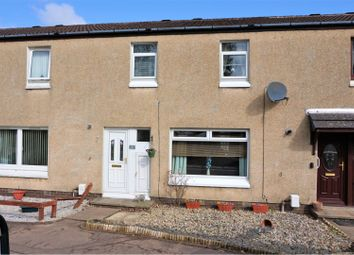 Thumbnail 3 bed terraced house for sale in Tomtain Brae, Glasgow