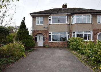 Thumbnail 4 bedroom semi-detached house for sale in Dunster Road, Keynsham, Bristol