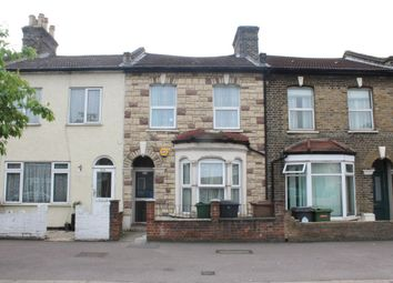 Thumbnail 3 bed terraced house for sale in Crownfield Road, Stratford, London