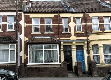 Thumbnail 2 bed terraced house for sale in Anstey Street, Easton, Bristol