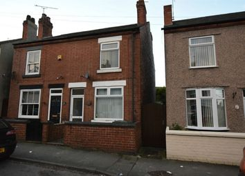 Thumbnail 2 bed semi-detached house to rent in Prospect Street, Alfreton, Derbyshire