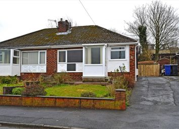 Thumbnail 2 bedroom bungalow for sale in Crow Wood Avenue, Burnley