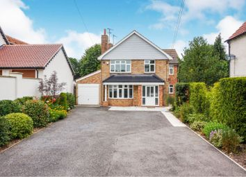 Thumbnail 5 bed detached house for sale in Main Street, Newark