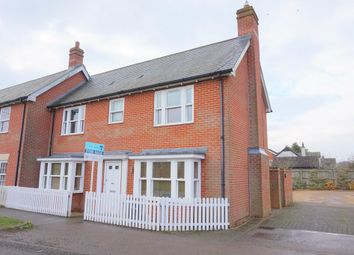 Thumbnail 3 bed semi-detached house for sale in Gaston End, East Bergholt, Colchester