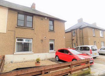 Thumbnail 2 bedroom flat for sale in Hawthorn Street, Grangemouth