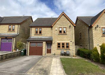 Thumbnail 4 bed detached house for sale in Foster Park Road, Denholme, Bradford