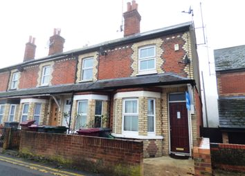 Thumbnail 2 bedroom end terrace house to rent in Katesgrove Lane, Reading