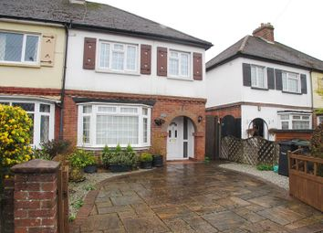 Thumbnail 3 bed semi-detached house to rent in Bury Road, Gosport