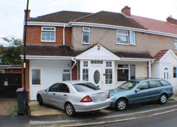 Thumbnail 5 bedroom semi-detached house for sale in Myrtle Crescent, Slough