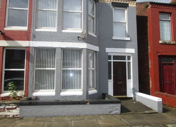Thumbnail 3 bed terraced house to rent in Second Avenue, Liverpool