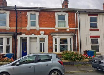 Thumbnail 2 bed terraced house for sale in Ingestre Road, Stafford