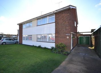 Thumbnail 3 bed semi-detached house for sale in Burnham On Crouch, Essex, Uk