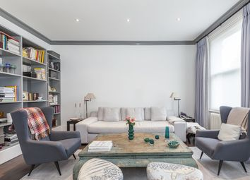 Thumbnail 4 bed flat to rent in Clanricarde Gardens, London