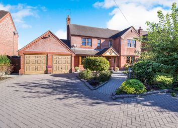 Thumbnail 4 bed detached house for sale in Chapel Lane, Barnacle, Coventry