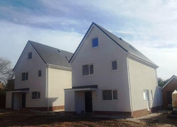 Thumbnail 4 bed detached house for sale in Blandford Road, Upton, Poole