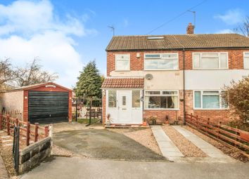 Thumbnail 4 bedroom semi-detached house for sale in Wesley Green, Beeston, Leeds