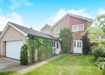 Thumbnail 4 bedroom detached house for sale in Hambleton Way, Easingwold, York