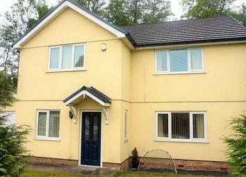 Thumbnail 4 bed detached house for sale in Pen Yr Heol, Skewen