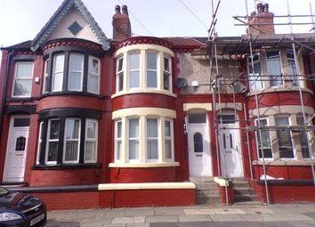 3 bed terraced house for sale in Withnell Road, Liverpool, Merseyside L13