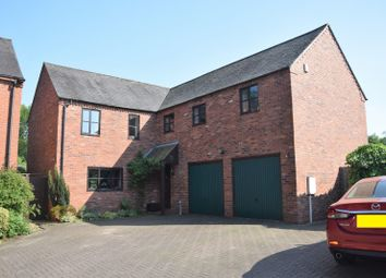 Thumbnail 5 bed detached house for sale in Birchwood Close, Coleorton