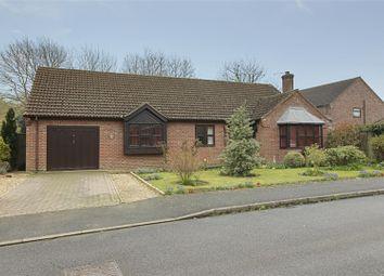 Thumbnail 3 bed detached bungalow for sale in Colton Close, Baston, Peterborough