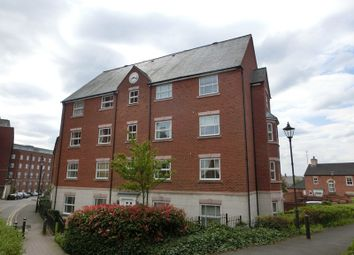 Thumbnail 2 bed flat for sale in Mereways, Dickens Heath, Solihull