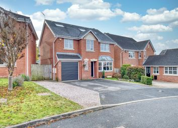 Thumbnail 5 bed detached house for sale in Tutbury Row, Worcester