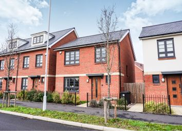 Thumbnail 3 bed detached house for sale in Great High Ground, St. Neots