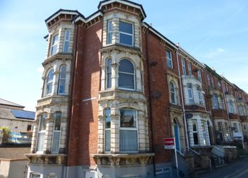 Thumbnail 2 bedroom flat to rent in Iddesleigh Terrace, Dawlish