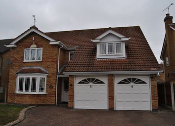 Thumbnail 4 bed detached house to rent in Rothwell Drive, Shirley, Solihull