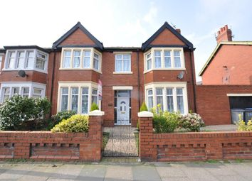 Thumbnail 4 bed end terrace house for sale in Park Road, Blackpool, Lancashire