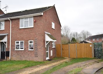 Thumbnail 2 bed end terrace house to rent in Tennyson Way, Thetford, Norfolk