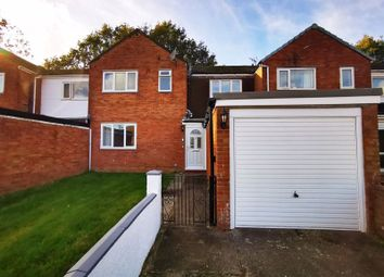 Thumbnail 4 bed terraced house for sale in Davies Drive, Caerphilly