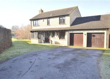Thumbnail 4 bed detached house for sale in Whitehouse Way, Woodmancote