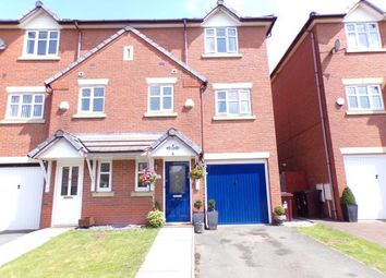 Thumbnail 3 bed semi-detached house for sale in Tavington Road, Halewood, Liverpool, Merseyside