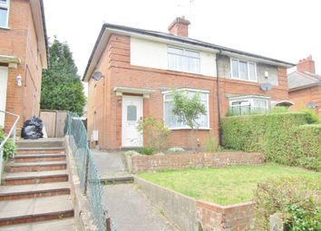 Thumbnail 3 bed semi-detached house to rent in Crowther Road, Birmingham, Erdington